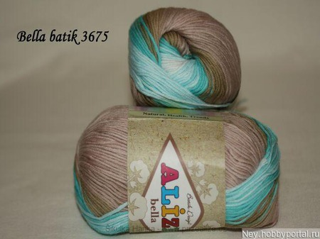 Bella Batik 3675 ручной работы на заказ