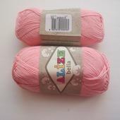 Пряжа Alize Bella (Бэлла)  32 светло-розовый