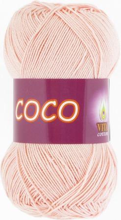 Coco (Коко)  4317 роз.пудра ручной работы на заказ