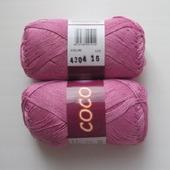 Coco (Коко) 4304 св.цикламен