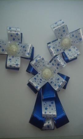 Резиночки-галстуки ручной работы на заказ