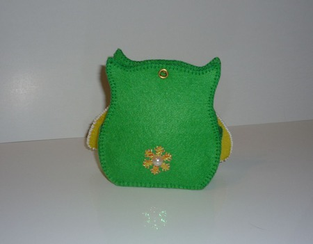 Упаковка для маленького подарка ручной работы на заказ