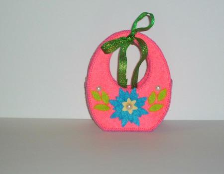 Упаковка для пасхального яйца ручной работы на заказ