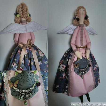 Ангел гостеприимства или фея домашнего уюта ручной работы на заказ
