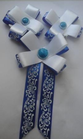 Бантики-резиночки ручной работы на заказ