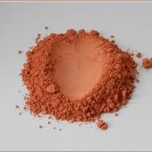 Спелый абрикос. Матовые румяна/тени для век с шелком и эффектом фотошопа № 15 (2 гр)