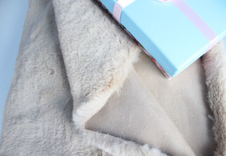 Искусственный мех для тедди ручной работы на заказ