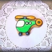 Пряник Вертолет