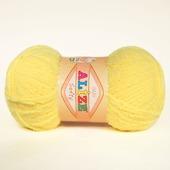 Пряжа Softy (Софти) 187 св.желтый