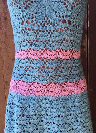 Платье летнее ручной работы на заказ