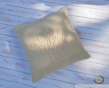Диванная подушка Дерево жизни ручной работы на заказ