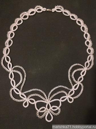 Ожерелье ручной работы на заказ