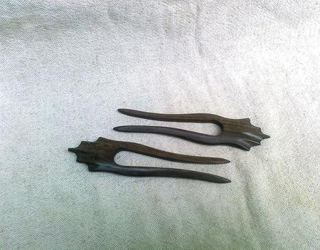 Шпильки для волос ручной работы на заказ