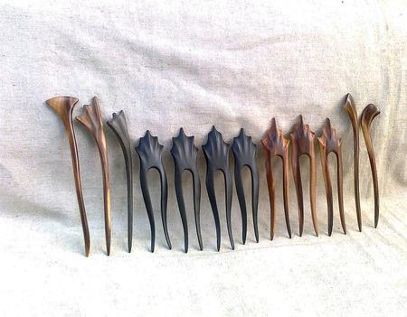 Шпильки,  для волос ручной работы на заказ