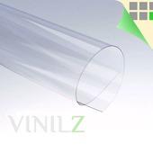 Прозрачный листовой пластик А3, 0.18 мм, ПВХ (180 мкм, A3)