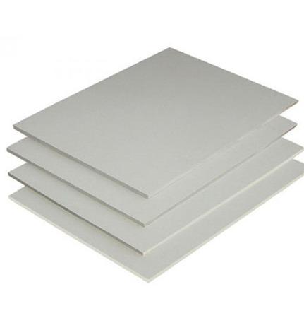 Пластик ПВХ вспененный, 3 мм (белый), размеры в ассортименте ручной работы на заказ