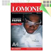 Термотрансферная бумага Lomond (A4, термотрансфер, для светлых тканей)