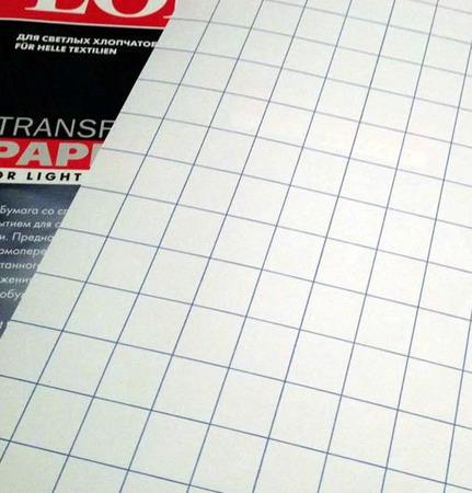 Термотрансферная бумага Lomond (A4, термотрансфер, для светлых тканей) ручной работы на заказ