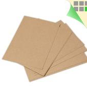 Крафт бумага А3 420х297 мм, плотная крафт-бумага A3, 200 г/м2