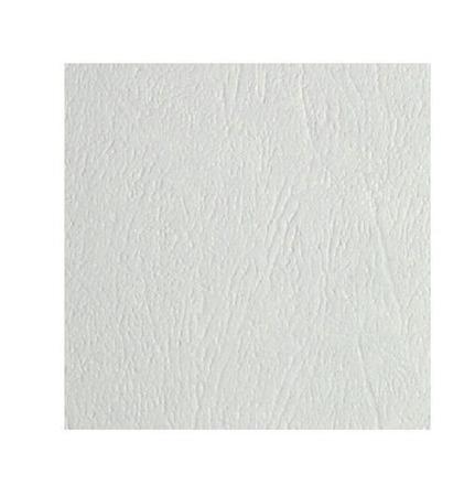 Бумага фактурная, кожа, белая (картон) 230 г/м2, для скрапбукинга ручной работы на заказ