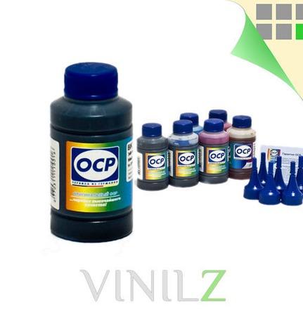 Чернила для принтера Epson (OCP, L100, L110, L200, L210, L800) 70 мл. ручной работы на заказ