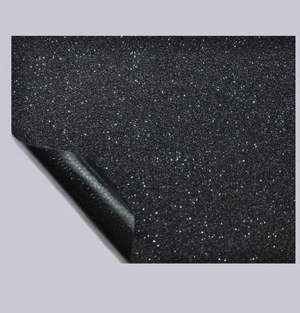 """Самоклеящаяся пленка эффект """"Алмазная крошка"""" (разные размеры, черная) ручной работы на заказ"""