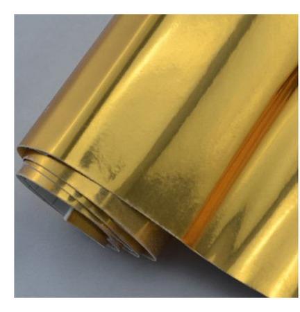 Самоклеящаяся пленка золото (зеркальный хром) разные размеры ручной работы на заказ