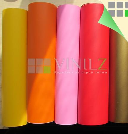 Виниловая пленка ORACAL (самоклеящаяся, цвета в ассортименте) ручной работы на заказ