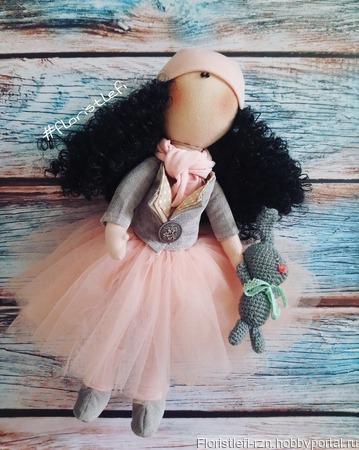 Кукла Василиса ручной работы на заказ