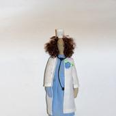 Кукла Тильда Доктор