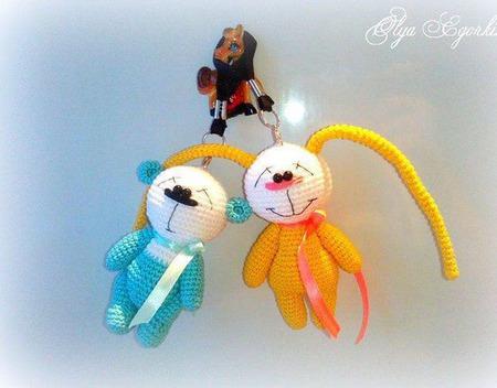 Мини-игрушечки ручной работы на заказ