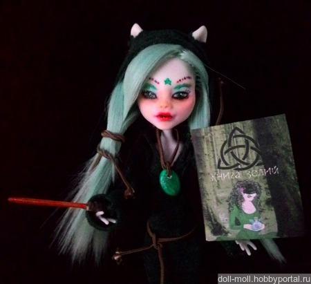 Мини-книга для кукол 1/6 ручной работы на заказ