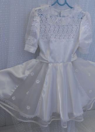 Платья  детские ручной работы на заказ