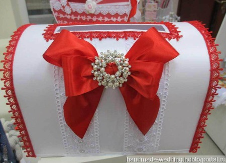 Свадебный казна ручной работы на заказ