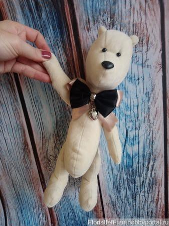 Медвежонок Арни ручной работы на заказ