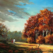 Осенняя пора.