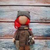 Интерьерная кукла Аленка