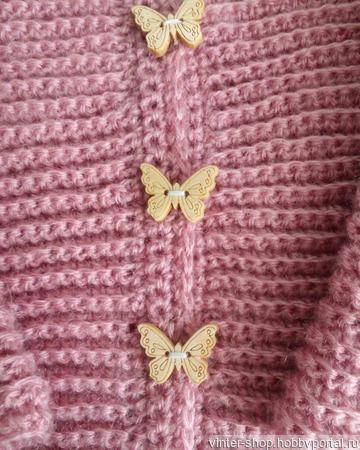 Розовый зефир ручной работы на заказ