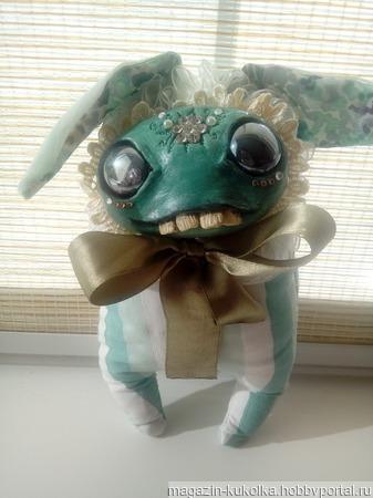 Dust bunny (Пыльный кролик) ручной работы на заказ