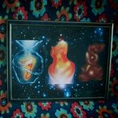 "Триптих ""Kosmos Nudis"""