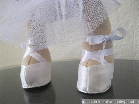Балеринка ручной работы на заказ