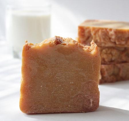 """Мыло натуральное """"Молочный шелк"""" ручной работы на заказ"""