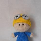 фото: Куклы и игрушки (вязание детям)