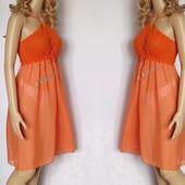 Пляжное платье с вязаным топом, пляжное платье-сарафан, летний сарафан