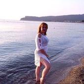 Туника пляжная ажурная белая хлопковая