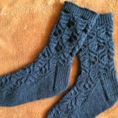 Носочки ажурные