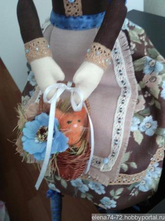 Садовый ангел или Фея сада ручной работы на заказ