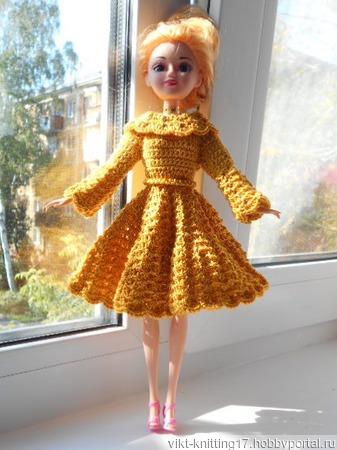 Одежда для Барби. ручной работы на заказ