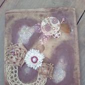 Обложка для дневника (тетради)