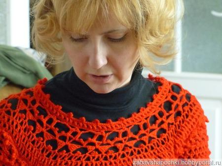 Платье Оливия ручной работы на заказ